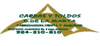 Carpas de La Marta
